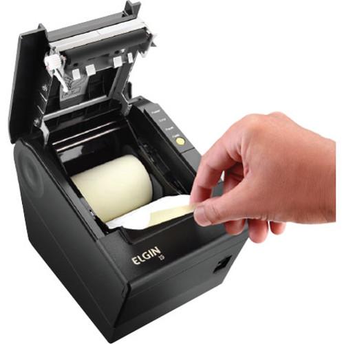 Impressora Termica Elgin de Cupom Nao Fiscal i9 Guilhotina new routes 04
